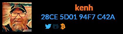 keybase.io profile for kenh